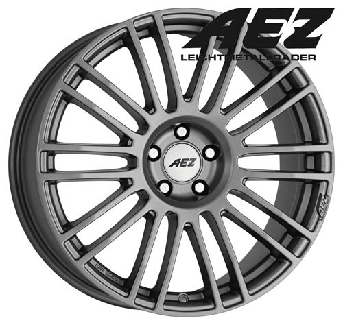 АЕZ Strike graphite 8,5x19 ет50 5x112 19